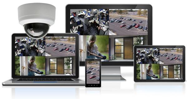 Мобилно приложение показва видеонаблюдение на охраняван обект в реално време!